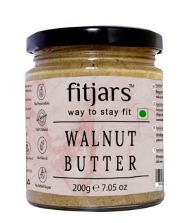 All Natural Gourmet Walnut Butter (Walnuts), Gourmet Food -200 GE