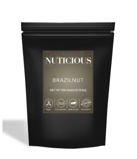 All Natural Jumbo Brazilnut - 250Gm