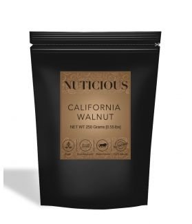 All Natural Premium California Walnuts (Akhrot) - 250Gm