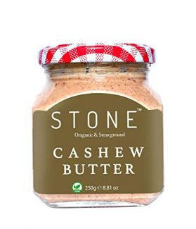 All Natural Stone-Ground Organic Cashew Butter, 250Gm