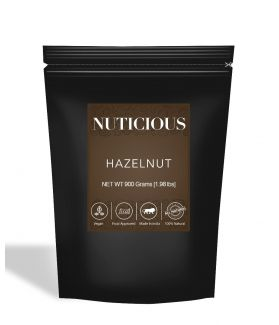 All Natural Hazelnuts - 900Gm
