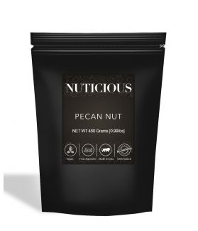 All Natural Jumbo Pecan Nuts - 450Gm