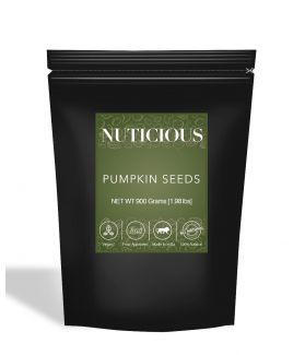 All Natural Premium Pumpkin Seeds Raw - 900Gm