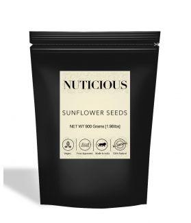 All Natural Premium Sunflower Seeds - 900Gm