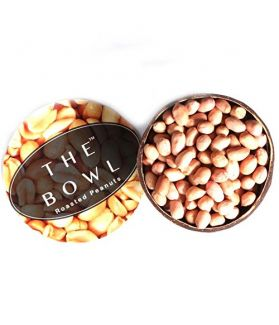 All Natural Roasted Peanuts (Pack of 2, 50Gm) - 100Gm