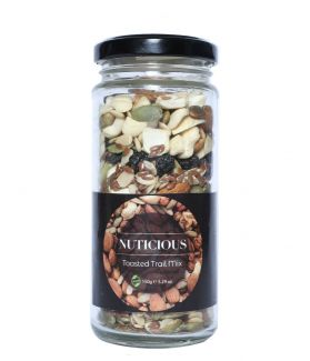 All Natural Healthy Toasted Dry Fruits - 150Gm