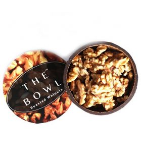 All Natural Roasted Walnuts (Pack of 2, 50Gm) - 100Gm