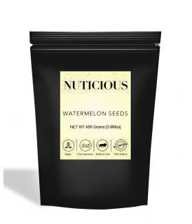 All Natural Watermelon Seeds - 450Gm