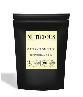 All Natural Watermelon Seeds - 900Gm